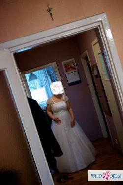 sukienka ślubna Princeska