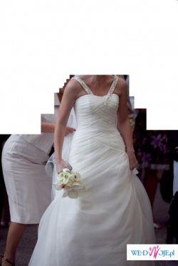 Sukienka ślubna Pronovias model Recife