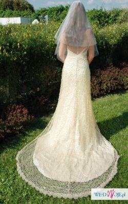 Sukienka Ślubna Prosto Z Hiszpanii