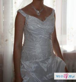 Sukienka ślubna rozm.36-38