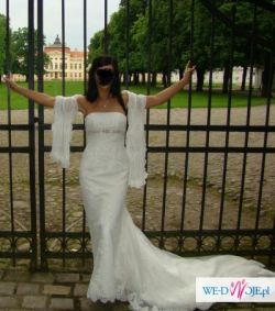 !!! Sukienka ślubna SAN PATRICK model PALMA!!!
