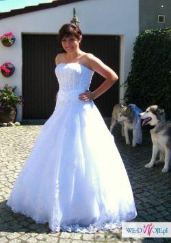 Sukienka Ślubna Sincerity, kolekcja 2011/2012