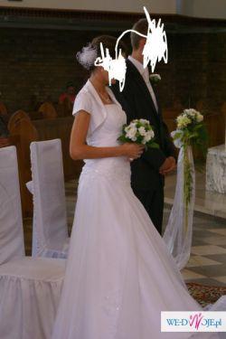 sukienka ślubna-śliczna