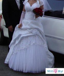 Sukienka ślubna Urszula Mateja model 908 nowa kolekcja 2009