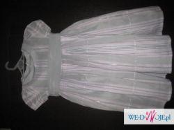 sukienka weselna, wyjściowa