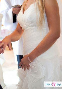 Sukienka White One 6210 Madonna