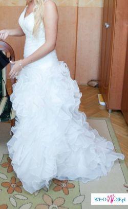 Sukienka White One - JAK nowa TANIO