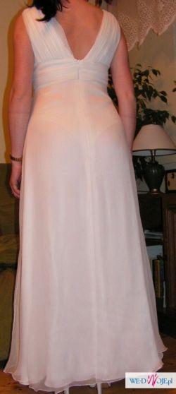 Sukienka z atelier Małgorzaty Dudek - Biancaneve