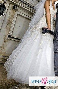 sukienka z kryształkami swarovskiego sophia tolli – heidi