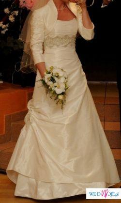 Sukienka z najnowszej kolekcji AGNES