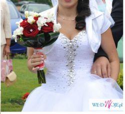 Sukni Ślubna Księżniczka
