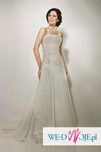 suknia Agnes 10125 ivory