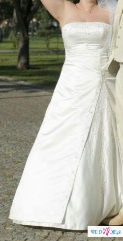 Suknia Alfreda Angela z Anglii rozm.reg.40-42-44-46!Elegancka i wygodna!