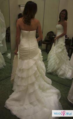 Suknia : Allure Birdals , Model : 8705, Dodatkowo : Welon i bolerko