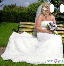 Suknia amerykańskiego producenta Wings Bridal - model Maine