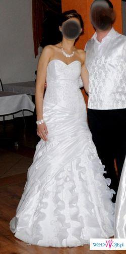 Suknia Anais ( a la hiszpanka)