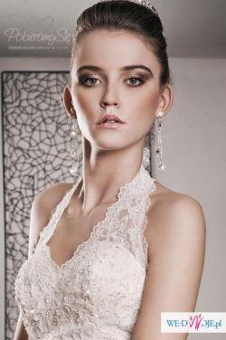 Suknia Annais Bridal Koronkowa BIAŁA