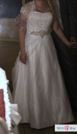 Suknia Annais Bridal z kolekcji Romance, model Avril