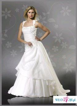 Suknia Aspera by Alicja Eklöw  w rozmiarze 34/36