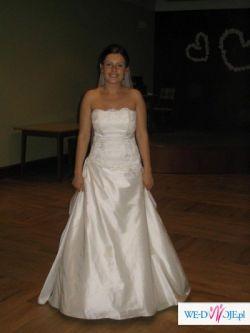 Suknia Bacarat, firmy Cymbeline...elegancka, wdzięczna, lekka...