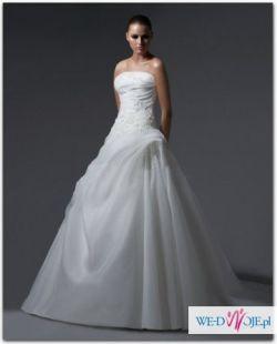 suknia Blue ashford