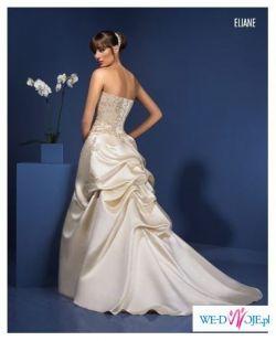 suknia CYMBELINE Mariees de Paris model eliane.rozm-38-40, na 175 cm