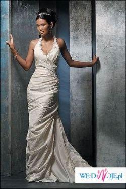 Suknia DEMETRIOS 3047 Lisa Ferrera  IVORY rozm. 34/36