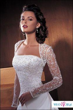suknia demetrios 891, rozmiar 38-40