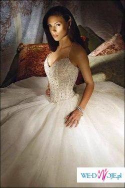 Suknia Demetrios Kolekcja 2007 + welon