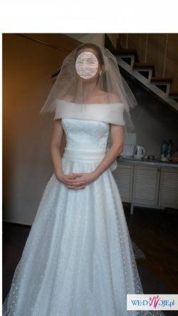 Suknia Diamante, z salonu Margarett