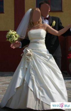 Suknia Draperia