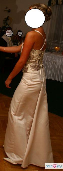 suknia, druhna, ślub, cywilny