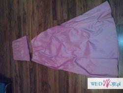 Suknia dwuczęściowa - spódnica i gorset