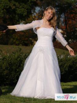 Suknia Elizabeth + dodatki