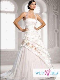suknia Elizabeth Konin 2025 r.38, ecru