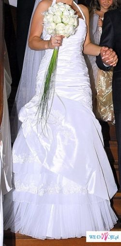 Suknia Elizabeth Konin, rozm 36 - Hiszpanka