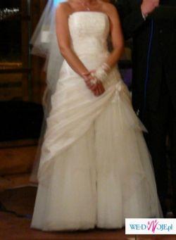 "suknia ""Fado"" firmy Mariee de Paris"