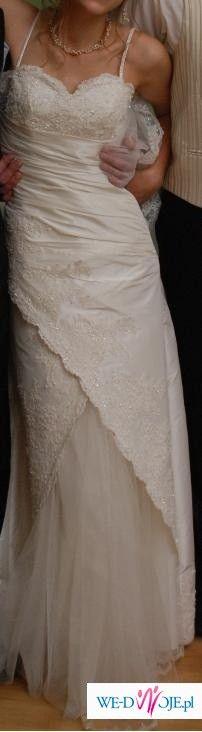 Suknia firmy Galla - rozmiar 34