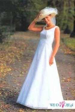 Suknia firmy Margarett