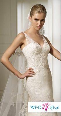 suknia firmy Pronovias Ronda z kolekcji 2009!