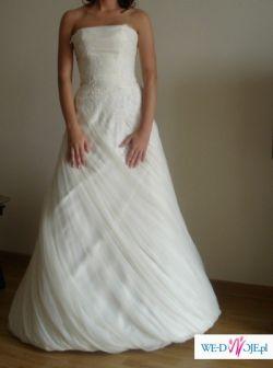 Suknia firmy Pronuptia Paris