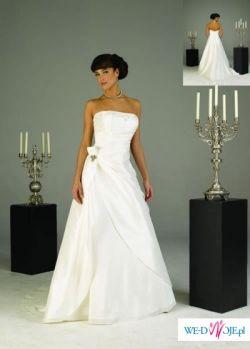 suknia firmy sweetheart model 5821 rozmiar 36