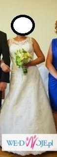 Suknia Herm's Calista + woalka