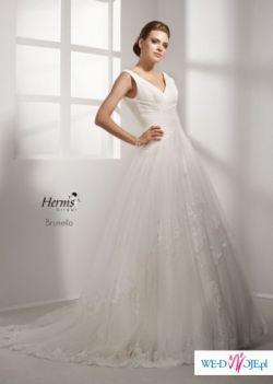 Suknia Herms Brunello