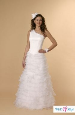 Suknia hiszpanka