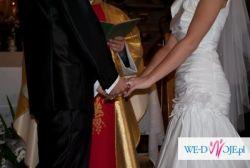 Suknia IGAR Setora r. 38, biała