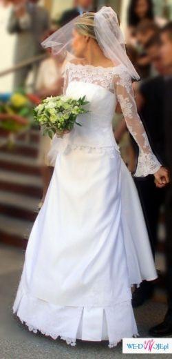 Suknia jak z bajki !!!