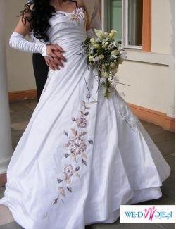 Suknia jak z bajki