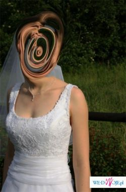 suknia + kamerzysta