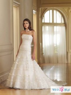 Suknia kolekcji MON CHERI BRIDALS 2010